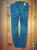 Продам сині універсальні джинси!!