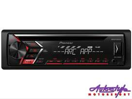 pioneer mp3 with usb car radio