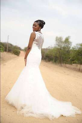 Sylia Modeca Wedding dress