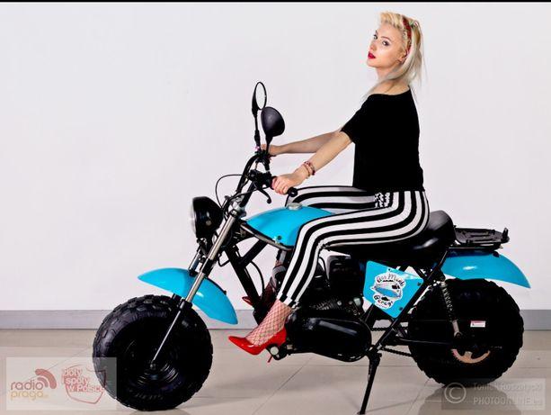 Skuter terenowy Mini Bike 200 6.5 konia BAJA USA automat Góra Kalwaria - image 1