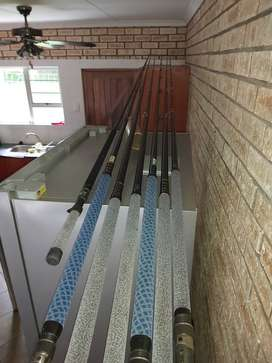 Purglass fishing rods for sale