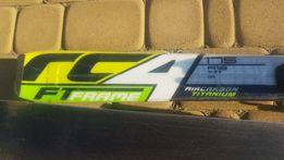Narty Fisher Race RC 175 Aircarbon Titanium - profesjonalne