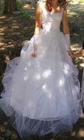 Продам свадебное (выпускное) платье. 8000р.
