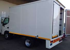 TRANSPORT SERVICE WITH 3 BAKKIES IN KZN