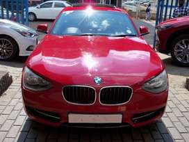 BMW 1 Series 118i 3 door M Sport auto