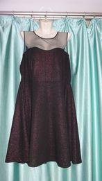 Нарядная блузка блуза для беременных платье большой размер 4XL 56 58