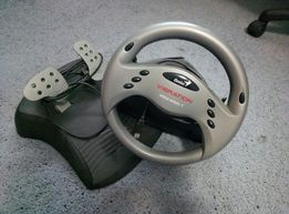 Продам руль и педали Genius Speed Weel