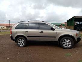 Sport utility vehicle  Volvo xc90 2004 year model