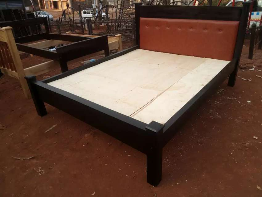 Leather beds 5*6ftft 0