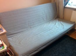 IKEA sofa rozkładana Beddinge z pojemnikiem na pościel 145 x 200 cm