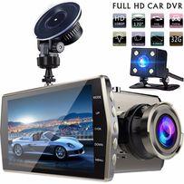 Видеорегистратор автомобильный DVR SD450 с камерой заднего вида Full H