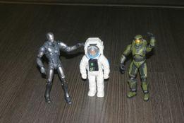 фирменные редкие Iron man и HALO