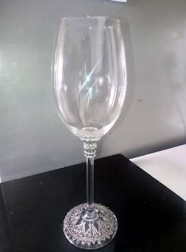 Designer Crystal Wine Glasses