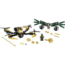 LEGO 76195 - Super Heroes Spider-Man's Drone Duel
