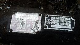 двигатель , коробка Кароса KAROCA 741 744