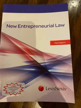 1st Ed NEW ENTREPRENEURIAL LAW + COMPANIES ACT POCKETBOOK (PAPERBACK)