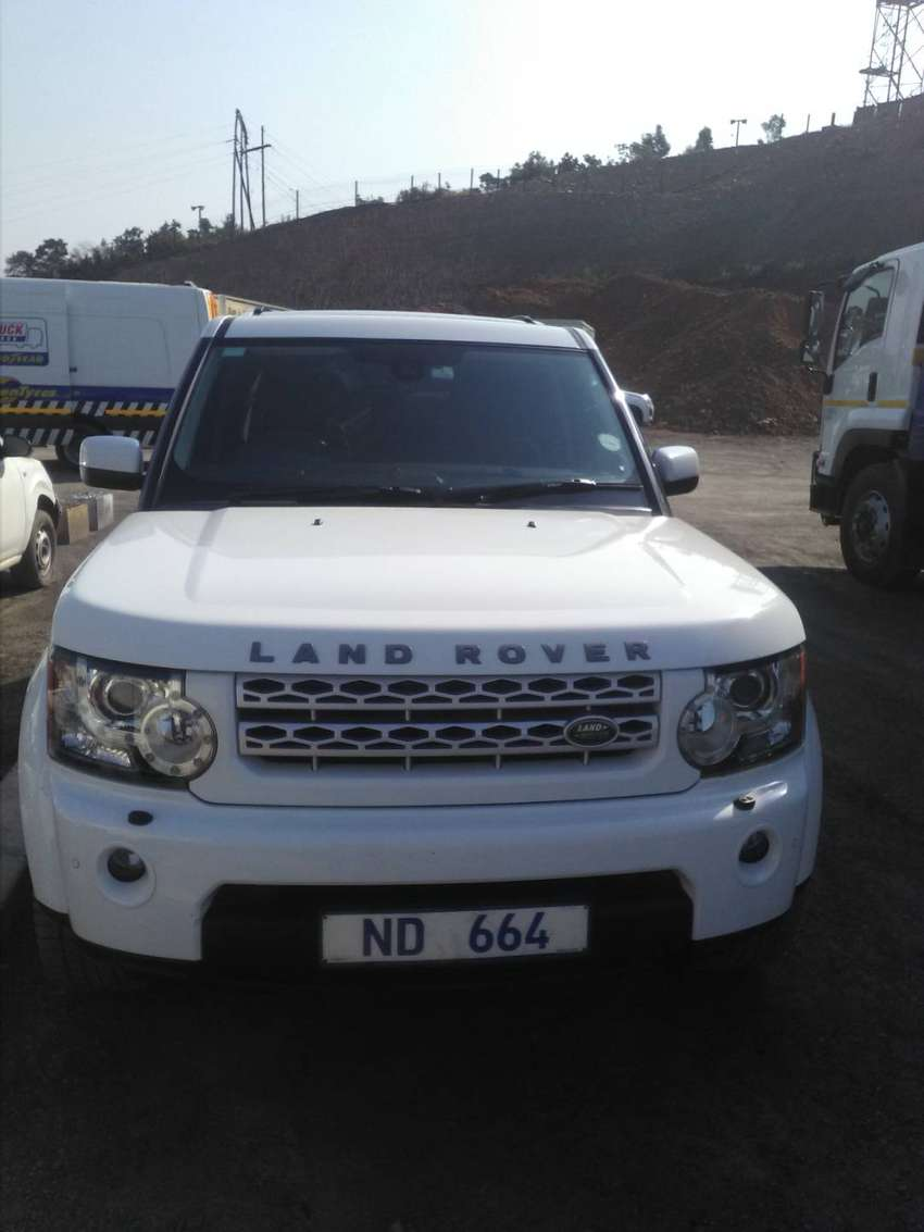 2013 LAND ROVER DISCOVERY 4  SE 0