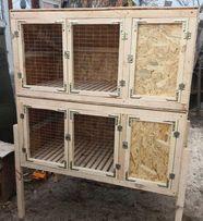 Акция Клетки для крупных пород кроликов
