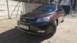 Geely Emgrand 1.8 MT Кожа