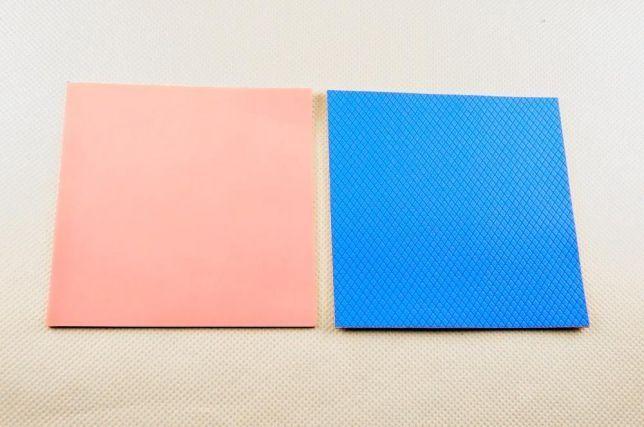 Термопрокладка розовая 6W/m*K термопаста терморезина термоинтерфейс Черкассы - изображение 6