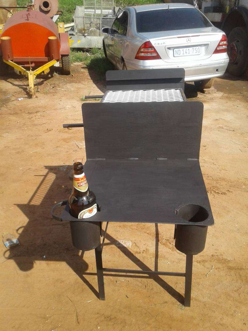 Braai stands and wood stoves for sale 0