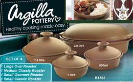 Stylish Argilla Cookware * Most Popular Set * Courier Country Wide