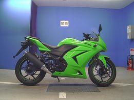Мотоцикл 5357 Kawasaki Ninja 250 R спорт