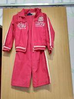 Продам спортивный костюм на девочку