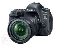 Canon 6d for hire 0