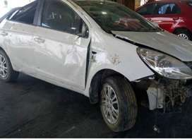 2011 hyundai i20 breaking up for spares