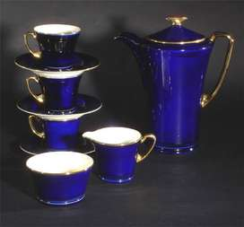 Crown Devon Modane Coffee set