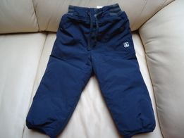 Дитячі теплі штани Next,(2 роки) 92см