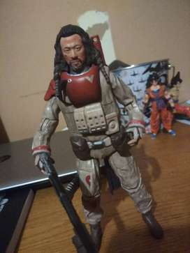 Rare star wars rouge one collectors action figure