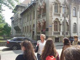 Экскурсовод в Черновцах