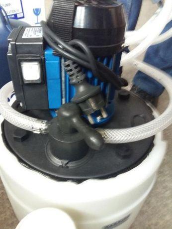 Aquamax Evolution 10 бустер-насос-помпа для промывки теплообменников Киев - изображение 3