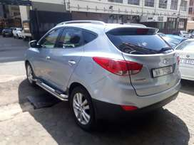 Hyundai ix35  2.0 G LS R 155,000 Negotiable