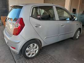 Hyundai  i10 abs sir bags 2012