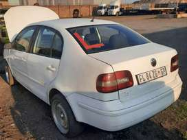 Vw polo 1.9tdi ATD stripping for spares and body accessories.