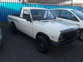 Immaculate Nissan 1400 with Twin cam turbo engine