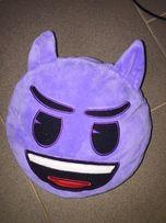 poduszka emotka diabełek średnica 20cm