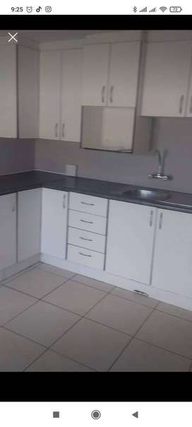 Roomswith bic, one bedroom and open plan kitchen/living