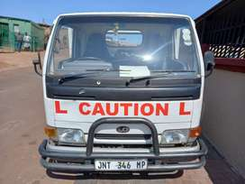 Nissan ud truck 3.5 ton special for the weekend 69:000