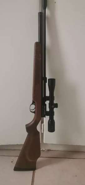 Pcp Rifle..22mm