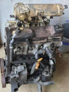 Golf 1.4 fuel injection engine