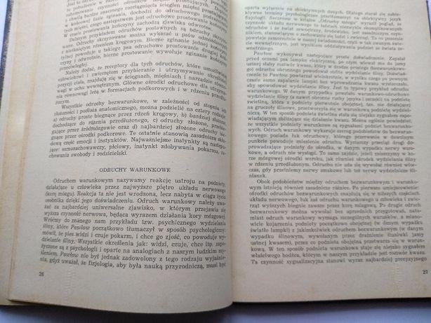 Krótki zarys nauki PAWŁOWA o wyższej konieczności nerwowej ,W-wa 1956 Jarosław - image 3