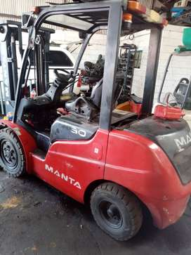 3 ton Manta forklift for sale