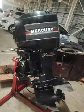 1992 Mercury 90HP outboard