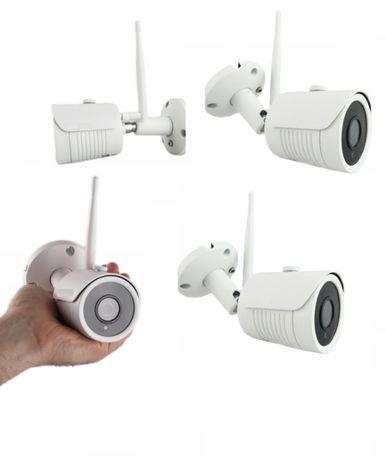 Monitoring BEZPRZEWODOWY WIFI kamery HD lub FHD ir30m Wyprzedaż ! Wrocław - image 3