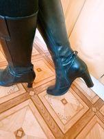 Сапоги JOOP! Полусапожки,ботинки натуральная кожа