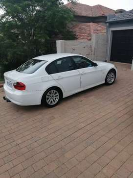 BMW 320d in immaculate condition